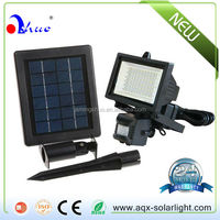 PIR Solar motion detect light,Solar Sentry Lamp