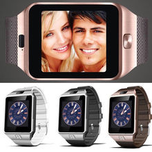 DZ09 Bluetooth Smart Watch Phone Mate GSM SIM For Android iPhone