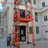 1ton-50ton customized used cargo elevator