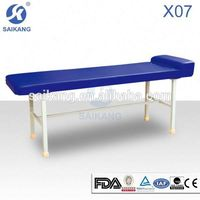 X07 couch bed With Pillow,Examination Bed,couch bed
