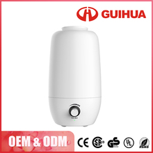 Modern unique 3.5L usb mini ultrasonic air humidifier purifier aroma diffuser