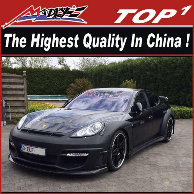 Body kit for Porsche 2011-2013 Panamera 970 wide body LA design panamera 970 car kit