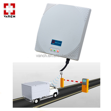 Long range UHF RFID barrier gate reader 8m