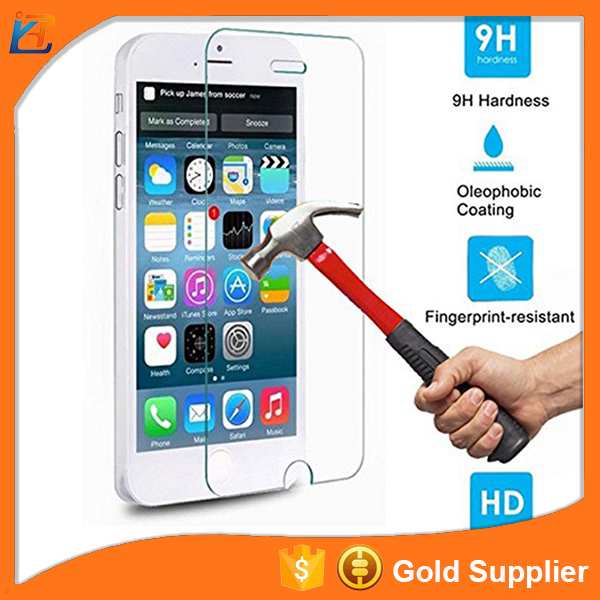 Highly clear anti-glare fingerprintproof temper glass screen protective