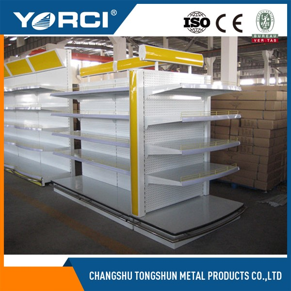 New Design Portable Exhibition Retail Cosmetic Display Shelf