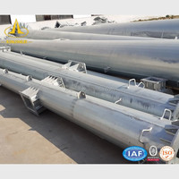 Electrical Transmission And Distribution Steel Pole