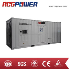 Containerized type 1mw diesel generator for sale