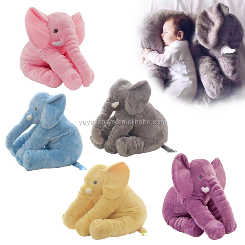 Fashion Baby Animal Elephant Style Doll Stuffed Elephant Plush Toy