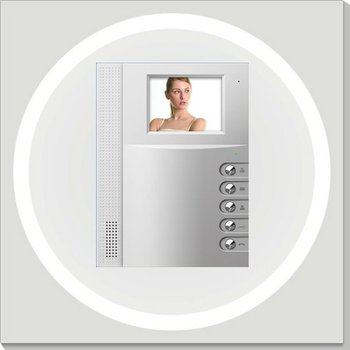 New design video doorbell for villa or apartment building