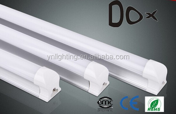 14w inside driver High output T5 led tube,red tube sex