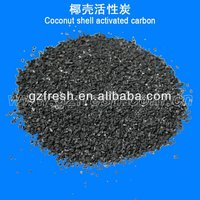 coconut shell based activated carbon/coconut shell charcoal manufacturer
