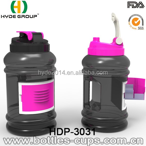 2.2LPetg New Bottle Gym Water Bottles with Patent BPA Free