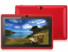 Great deal factory price 7inch Q88 android 4.2 slim android tablet