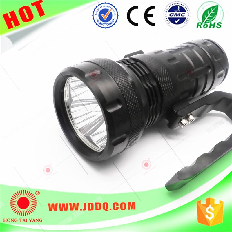 Brand new dual led rechargeable flashlight zoomable headlamp bicycle laser beam rear tail light with high quality