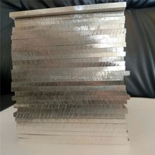 AZ31B Mg alloy plate used as a carved magnesium plate