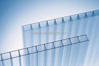 polycarbonate hollow sheet /polycarbonate greenhouse/lowes pc panels