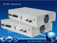 goods from china 19inch 2U Rack Mount type 1000w 24v 12v dc-dc converter