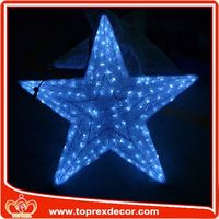 Holiday Lighting decorative star ceiling led fiber optic light kit