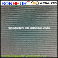polyester memory tpu laminated fabric waterproof breathable fabric