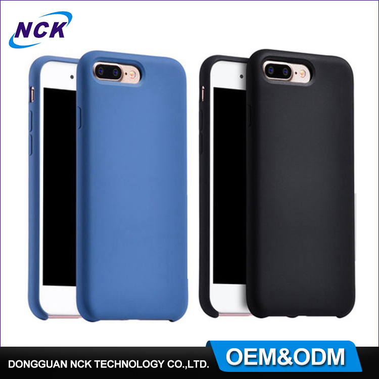 MOQ=100pcs free sample soft sublimation mobile cell phone case tpu for iphone 6 7 7plus