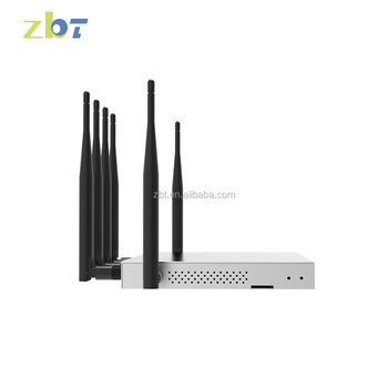 high quality dual band gigabit ethernet ports 4g lte router
