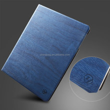 PU cover with treetexture for ipad air table case,Tablet housing bumper cover for ipad