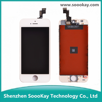 Factory Price Mobile phone replacement LCD Display Screen for iPhone 5 5s