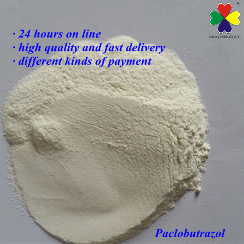 good quality 90%TC paclobutrazol regulator gibberellic acid