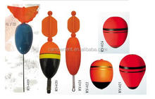 Camping fishing floats different styles