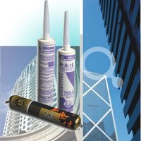 Factory directly sale Silicone Structural Sealant for glass and aluminum Curtain Wall anti-heat
