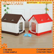 Waterproof Pet House/ Plastic Dog House