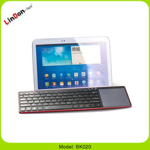 Mini Wireless Bluetooth Keyboard Ultrathin for Linux