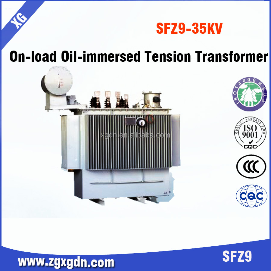 transformeroil type3 phase 1250kva auto transformer