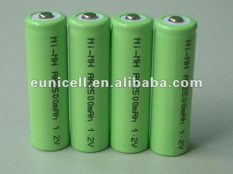 6V 80mAh NiMH Button Cell 80mAh rechargeable battery pack
