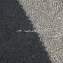 Wholesale ultra suede fabric / faux leather upholstery fabric
