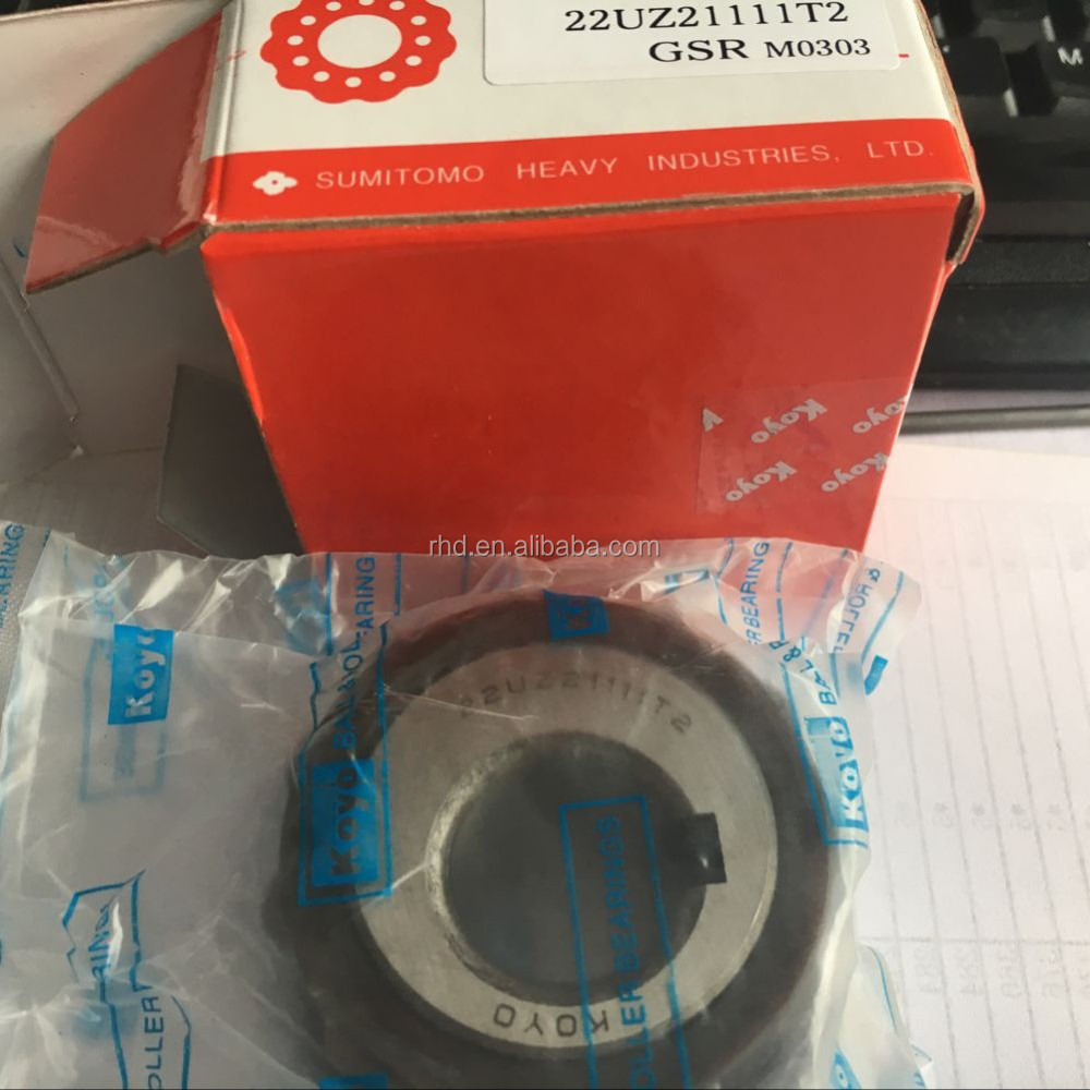 22*58*32mm single row KOYO 22UZ21111T2 eccentric bearing