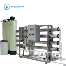 Pure water treatment machine RO system with 500 LPH