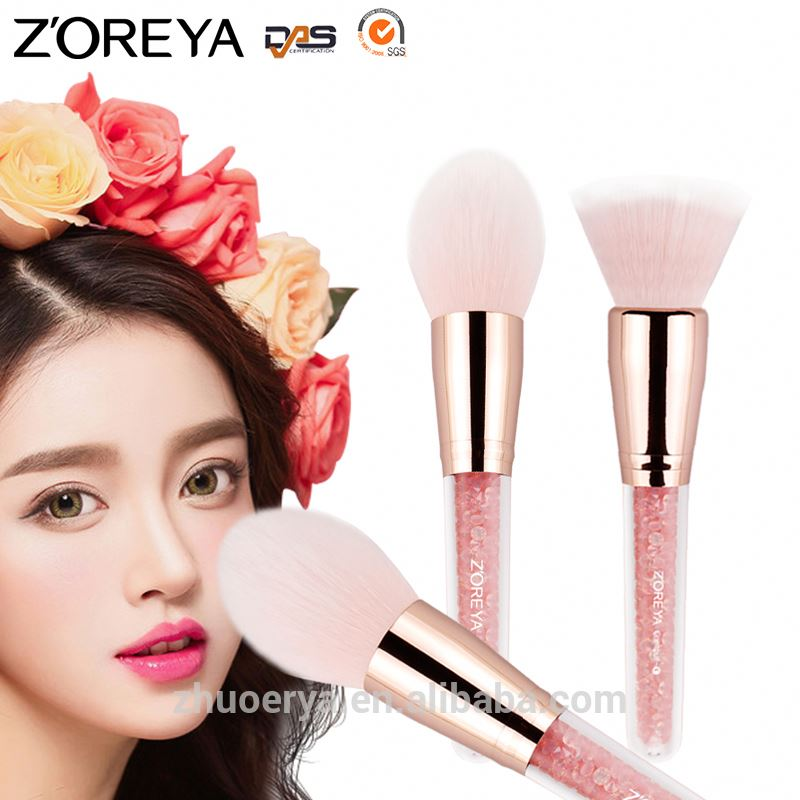 Z'OREYA makeup brushes private label/ luxury crystal diamond /wedding favors gifts