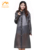 clear raincoat women in plastic raincoats with school bag for motorcycle riders