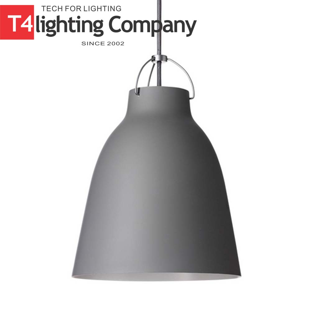 Suspension Large Bell Aluminum Pendant Lamp Light For Dining Room Bar lamp