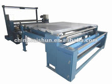 SD1800 open width sublimation fabric coating machine