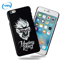 Customed Printing 3D Sublimation Embossed Hard PC Cell Phone Case Cover For iphone 6 6s plus 7 7plus case