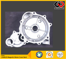 HI Precision OEM Motorcycle Engine parts Buy China supply aluminum Die Casting Motorcycle Magnetic Motor Cover