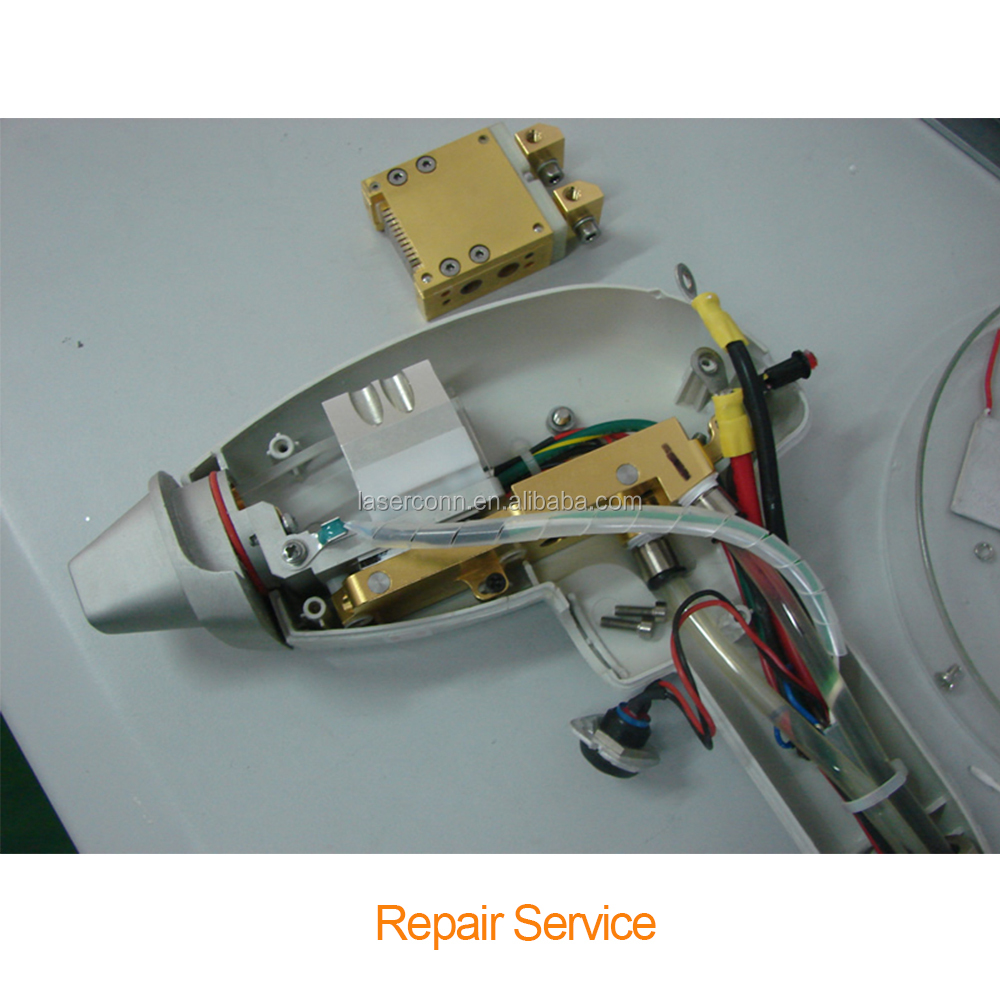 Syneron Emax Laser Handpiece Repair/ Refurbish