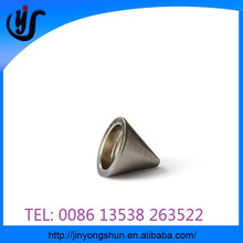 Full auto CNC turning part, metal lamp shade parts