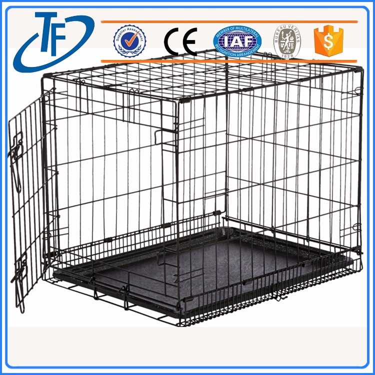 Factory Direct expanded metal dog cage , welded dog cage