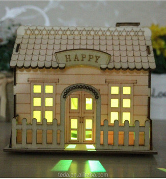 3d house puzzle for kids