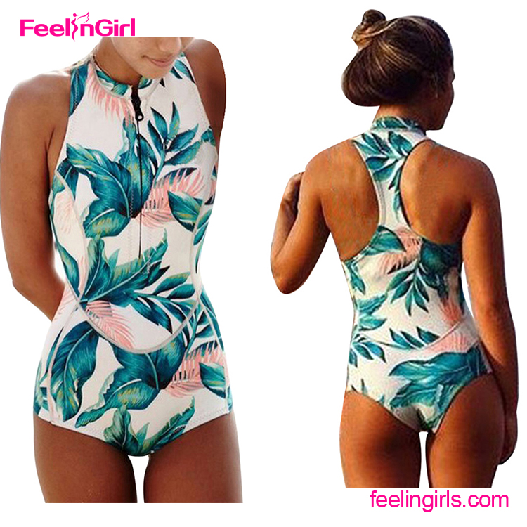 Push Up Ladies Swim Suit Shorts Vintage Bikinis Women Sexy One Piece Suits 2017