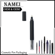 Trading Wholesale Fashion Beautiful Design empty waterproof mascara tube and liquid eyeliner