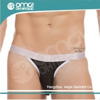 male thong sexy man bikini underwear g-string for boy male thong